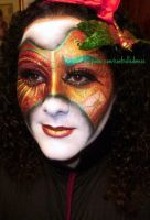 Venetian Mask by anilorac186