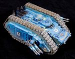 [Wh40k] Spartan Assault Tank by Mineraleater