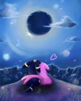 Eclipse by 4te