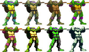 Donatello Z2/3 by Balthazar321