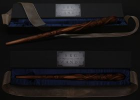 ''The Seedling'' with Box by SRG-Wands