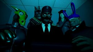Me Working Five Nights at kojackjr by thegreatland32