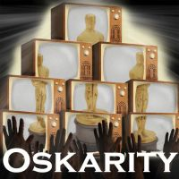 Commission: Oskarity Cover by jade161588