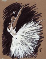 warm up: ballerina by road2damascus