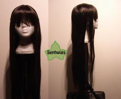 Wig Commission - Tohru by kyos-girl