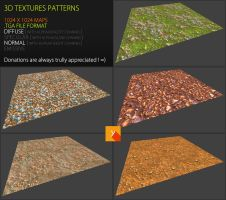 Free textures pack 66 by Nobiax