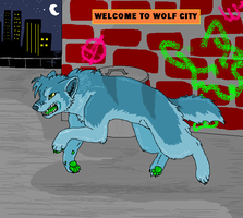 WELCOME TO WOLF CITY by timmy-gost