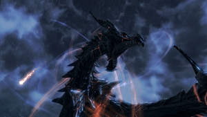 Skyrim - Alduin IV by NDC880117