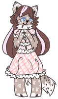 4. Furry {AUCTION-CLOSED} by FlaaffysTaffyAdopts