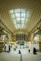Leipzig Central Station by gen2oo9