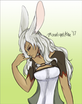 Young Fran by MoonlightAshe