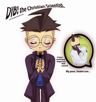 DIB! the Christian Scientist by Yao-Ling