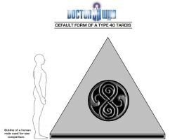 Doctor Who - Default form a type 40 Tardis by DoctorWhoOne