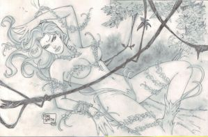 POISON IVY by RODEL MARTIN by rodelsm21