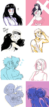 Naruto asks in tumblr by parch