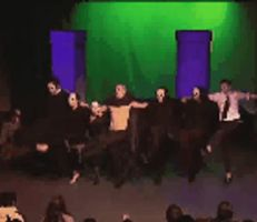 DA DEATH EATER DANCE by NekoKittyKitsune