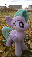 Flitter plush FOR SALE by Zombies8MyWaffle