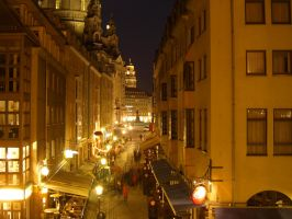Dresden at Night by N3xx89