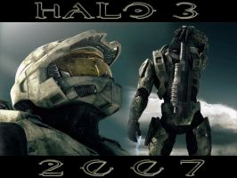 Halo 3 by garnettrules21