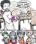 Welcome home meal by Duel-rain