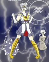 Sailor Aquarius by Blue-and-Dog