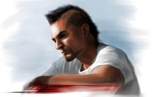 Michael Mando / Vaas / Far Cry 3 by LEKONT