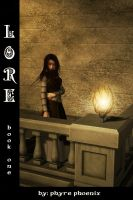 Lore Cover 1 by phyrephoenix