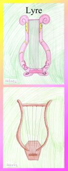 Lyre by Lisa22882