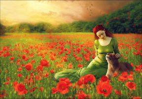 The Lioness by KateBloomfield