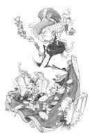 Mad Tea Party by Ripplen