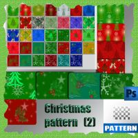 Photoshop patterns by roula33