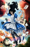 Alice Madness Returns by zaameen