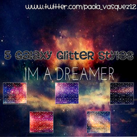 5 Beautiful Glitter GALAXY Styles~ by StefanyCullen