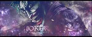 Joker tag by mirzakS