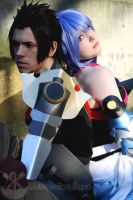 Aqua X Terra: nothing stays by PookieBearCosplay