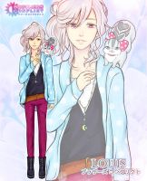 Louis  : Brothers Conflict by Ladyisland