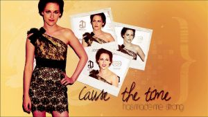 kristen stewart wall by littlehopes96