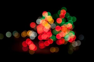 Fireworks Bokeh by deseonocturno