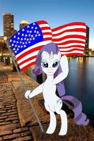 All-American Rarity by Trey-Vore