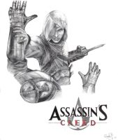 Assassin's creed by trannes