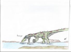 Baryonyx by the-Changeling-King