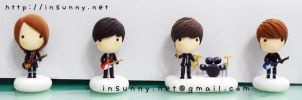 CNBLUE HEY YOU by Sunnyclay