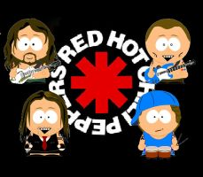 SP Red Hot Chili Peppers by JorR3ZzoN