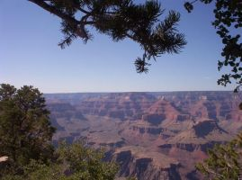 Grand Canyon 4 by kuroinami
