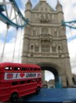 London 2011 - little red bus 6 by evionn