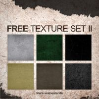 Free Texture Set II by Scabeater