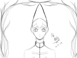 Wirt (Quick Sketch) by AoiNaito