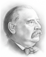 President Grover Cleveland by gregchapin