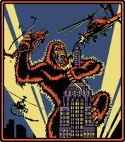 King Kong by MrSmith