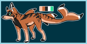 Sharkdog :: adopted by Fictatious